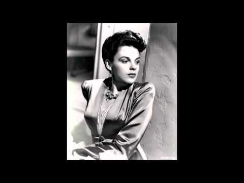 Judy Garland- I Never Knew(I could love Anybody LIke I'm Loving You)