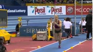 Nikol Kyriakopoulou 4,80m NR IndoorGP Birmingham, 21/2