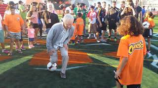 Bad Grandpa Soccer - Jakob Popkin and Eli Freeze