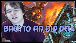 Hearthstone: Back to an old deck (zoolock)