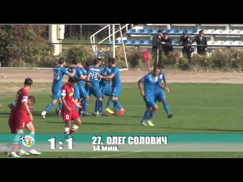 «Кафа» (Феодосия) – «Севастополь» 2-1