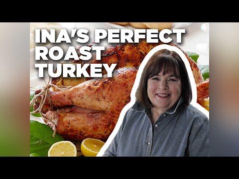 Ina Gartens Perfect Roast Turkey