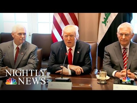 FBI: Inquiry Into Possible Donald Trump Camp-Russia Connections Began In July | NBC Nightly News