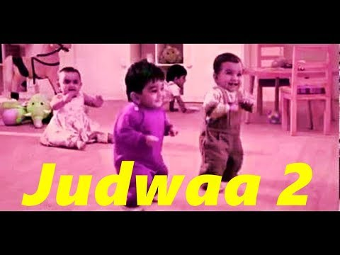 Tan Tana Tan - Judwaa 2 Song 2017 | Chalti Hai Kya 9 Se 12 | Kids Song