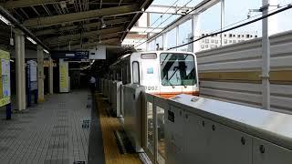 東京メトロ7000系7102F 東京メトロ有楽町線 所沢行き 新木場→小竹向原 の車窓 (2020.8.13)