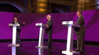 Salmond and Darling Debate Scottish Independence