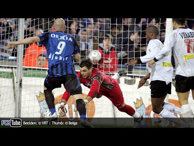 2007-2008 - Jupiler Pro League - 26. Club Brugge - FC Brussels 1-0