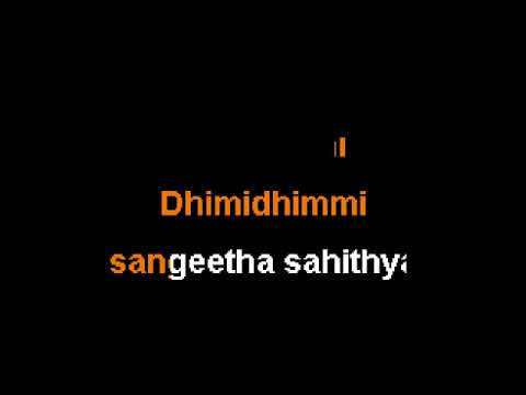 Om Maha Pranam Deepam~Manjunatha (Karaoke Version)~Sing Sing India