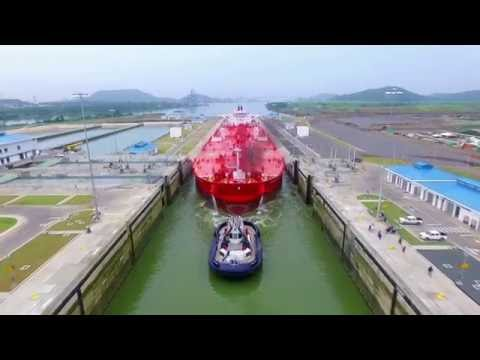Transits Through Expanded Panama Canal (September)