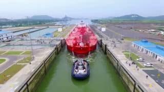 Transits Through Expanded Panama Canal (September) thumbnail