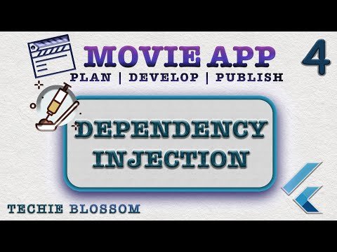 Dependency Injection (4) - Movie App   Industry Standard   Dev to Publish