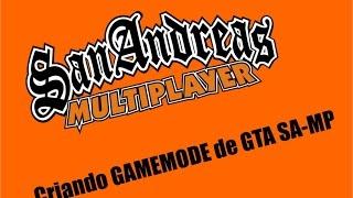 Como CRIAR um GameMode para GTA SA-MP #1 Mudando Spawn, Skins e Armas