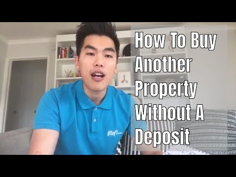 How To Buy Another Property Without A Deposit And Using Your Home Equity