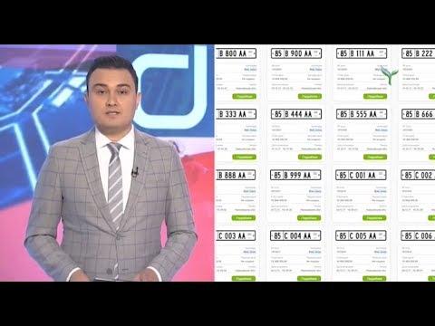 Yangi Davr | 2.3 Milliard So`mlik Davlat Avtomobil Raqamlari Sotildi [19.10.2018]