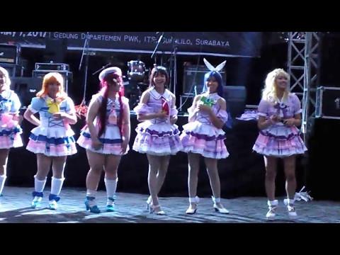 [ Marine Dream ] Love Live Sunshine - Aqours Dance Cover [ INOCHI ITS #4 2017 ]