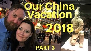 China Vacation 2018 Part 3 Beijing Forbidden City Great Wall Hutongs