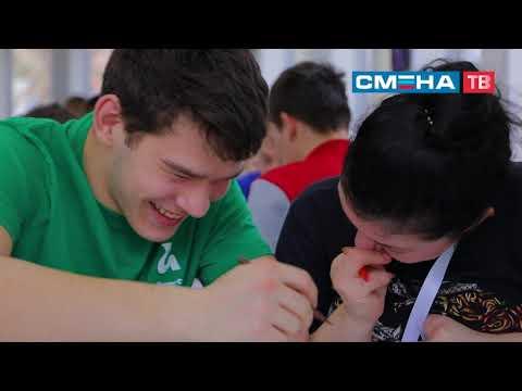 Яркие кадры тренировочных сборов «Абилимпикс 2019» в ВДЦ «Смена»