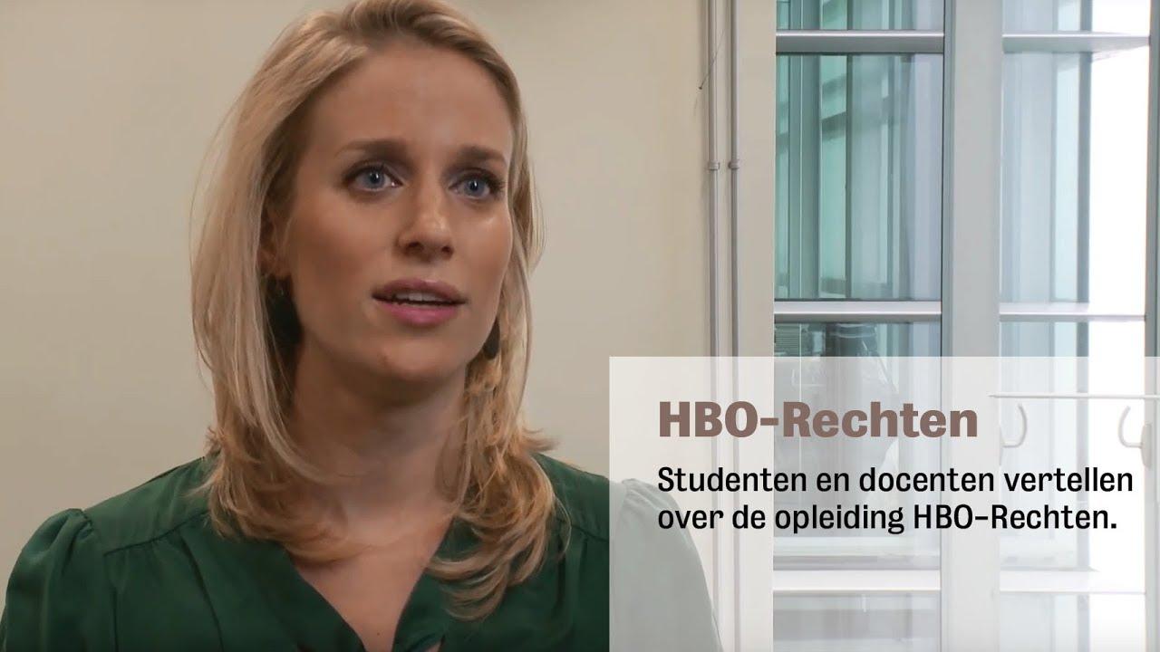 Hbo rechten studenten en docenten over de opleiding van for Opleiding hovenier hbo