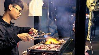 Startup Founder Asks Street Food Vendors for Business Advice