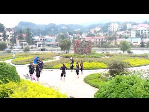 Thị trấn Sapa - Lào Cai 2014 - 2