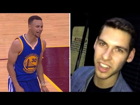 Son of Cavaliers Owner Hit by Stephen Curry's Mouthpiece: He Was Very Polite