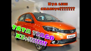 REVIEW OF ALL NEW TATA TIAGO XZ+2019