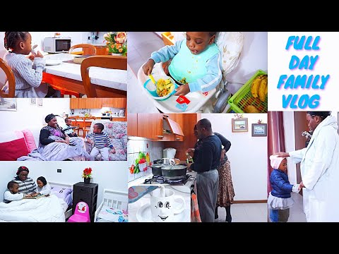 Stay at home mom full day family vlog | We perants find it difficult to tolerate!