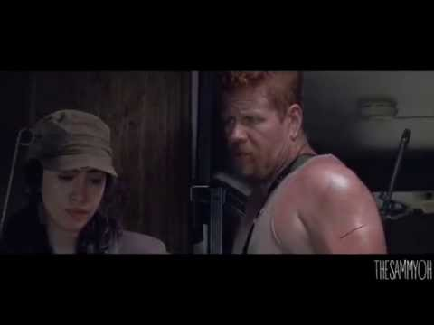 Abraham and Rosita || Until It Hurts || The Walking Dead