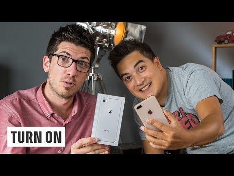 iPhone 8: Das schnellste Smartphone der Welt? – TURN ON Talk
