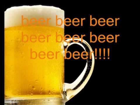 beer song lyrics