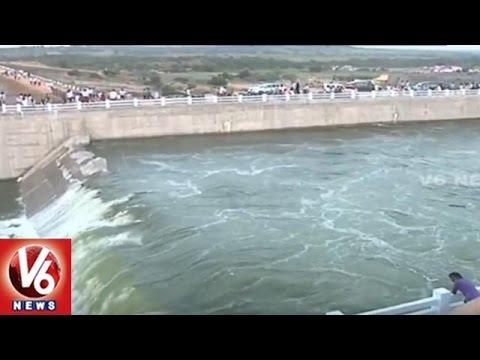 Palamuru People Happy With Kalwakurthy Lift 2 Project | V6 News