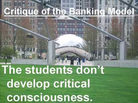 Paulo Freire: The Banking Method vs. Problem-Solving Education:  Rey Ty