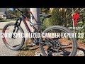 2018 Specialized Camber Expert 29 | Test Ride and Review | XC or trail bike?
