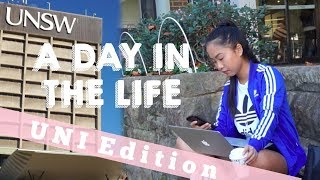 A Day in the Life of a University Student ✩ THERESATRENDS