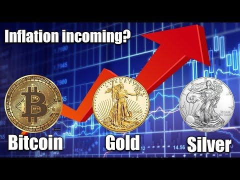 Is It Time For Bitcoin, Gold And Silver To Shine?!