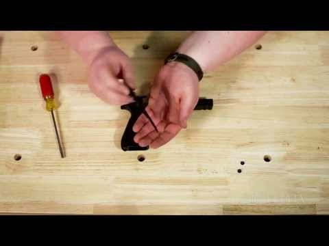 D Spring and Steel Trigger Installation - 90-series