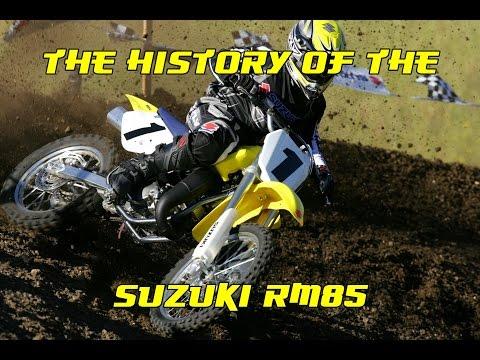 History of the Suzuki RM85 2002-2012 + Tuning tips, Flaws&Fixes /  DirtBikeDudeZ