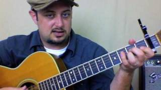 Guitar Lessons Free Falling By Tom Petty Easy Acoustic Song