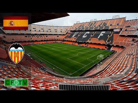 Estadio de Mestalla - VALENCIA Football Stadium