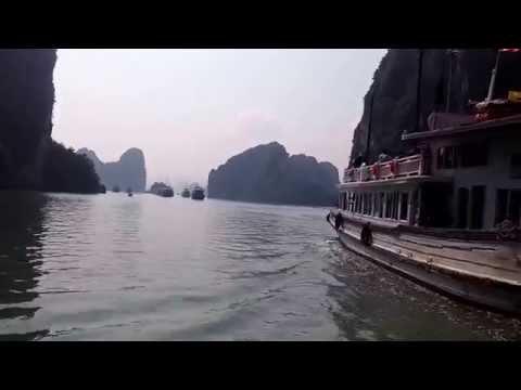 Ha Long Bay - Ha Long Bay Vacation Travel Video Guide - Kỳ quan thiên nhiên [Chanel DULICHBUI]