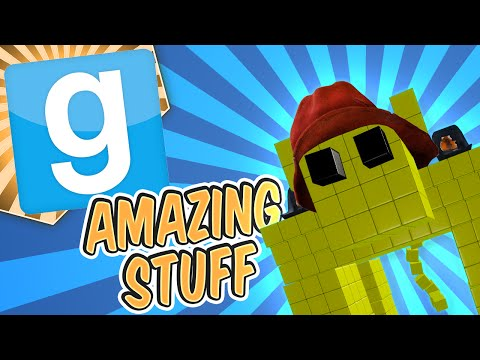 Gmod Amazing Stuff – Paddington Bear (Garrys Mod Sandbox Funny Moments)