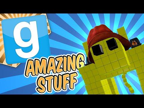 Gmod Amazing Stuff – Paddington Bear (Garrys Mod Sandbox Funny Moments)