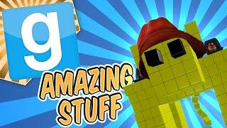 Gmod Amazing Stuff - Paddington Bear (Garrys Mod Sandbox Funny Moments)