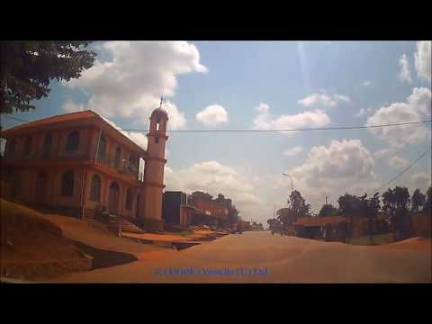 Kampala Drive - Gayaza road via Tula to Kawempe