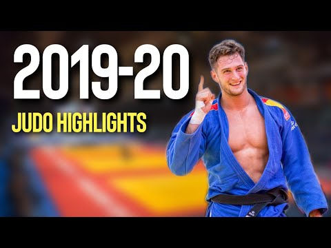 Sherazadishvili Nikoloz Judo 2019-2020 Highlights