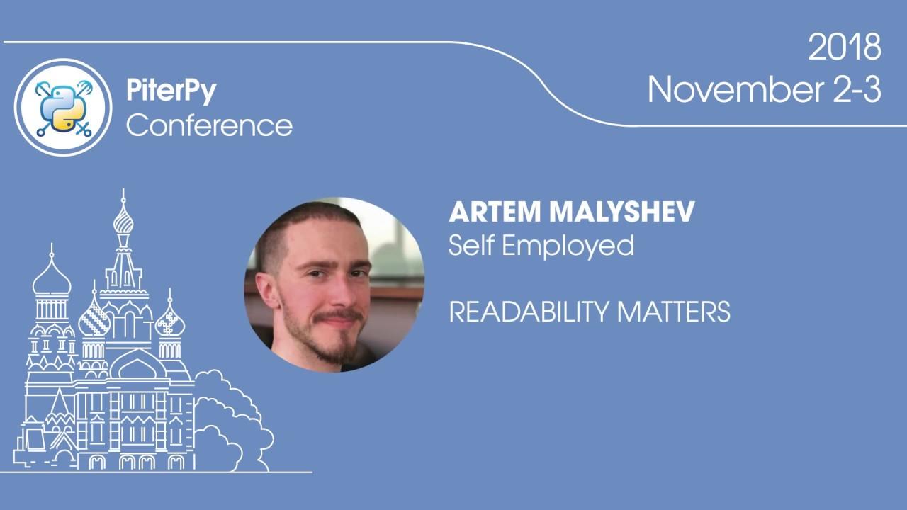 Image from [RUS] Artem Malyshev: