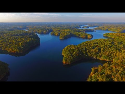 AERIAL: LIBERTY RESERVOIR | October 2016