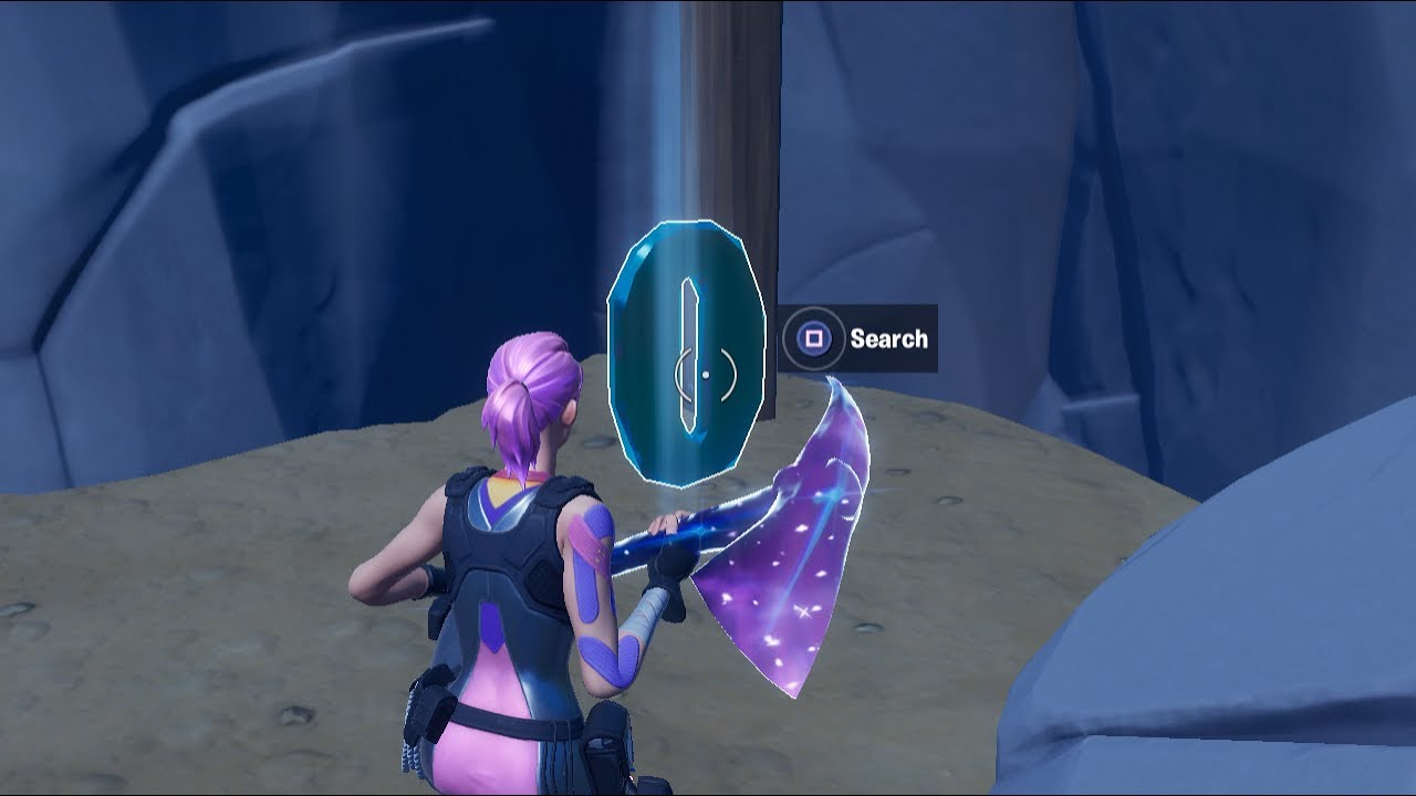 Search The Hidden O Found In The Open Water Loading Screen Guide Fortnite Open Water Challenge