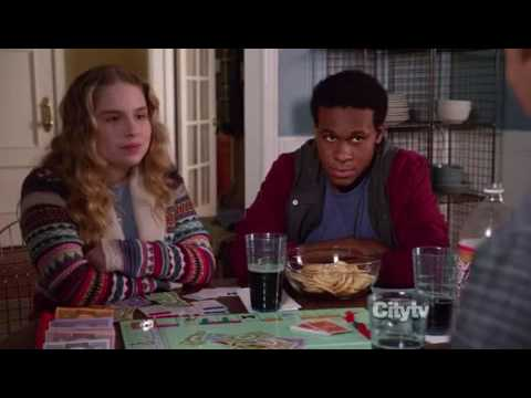 The sex talk   Suburgatory Best Bits
