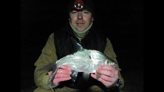Рыбалка в глухозимье на водохранилище разведка новых мест рыбка клюёт
